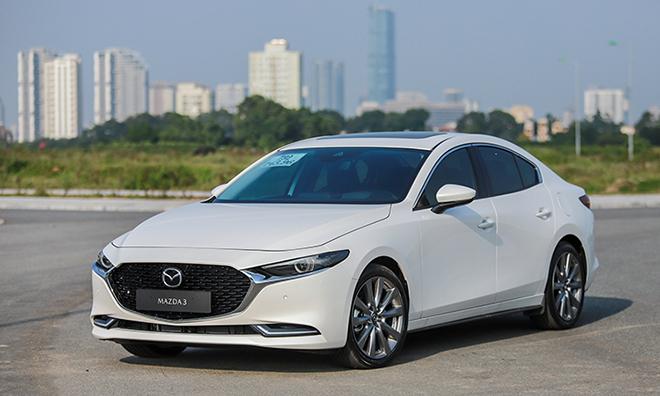 Bảng giá xe Mazda3 lăn bánh mới nhất tháng 9/2020: Sẵn sàng cạnh tranh cực gắt với Honda Civic ảnh 2