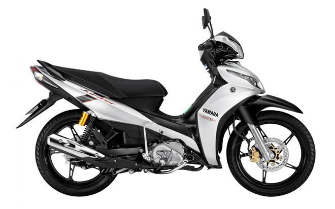 Yamaha Jupiter, gia xe Jupiter 2021