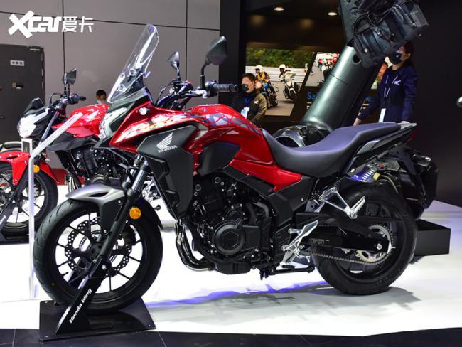 Honda CB400X, Giá xe CB400X 2021